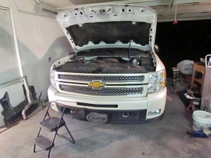 installing HID headlights on Chevy
