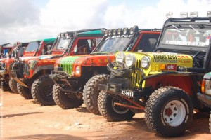offroad vehicles with HID headlights kits