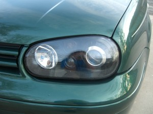 bi xenon hid headlights